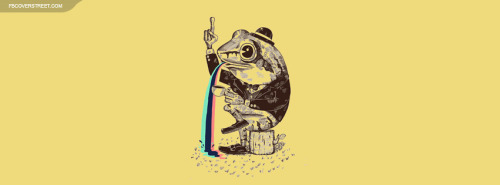 Drinking Toad Facebook Cover