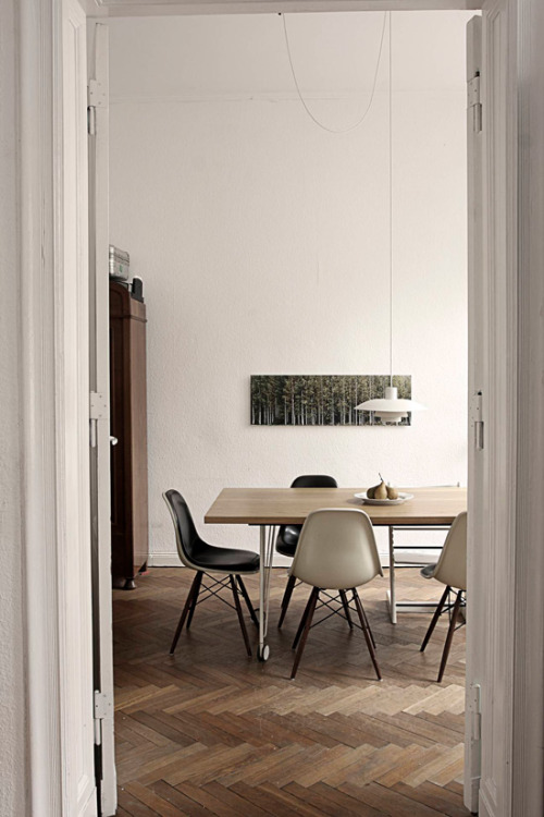 Martin Scandi apartment in Berlin