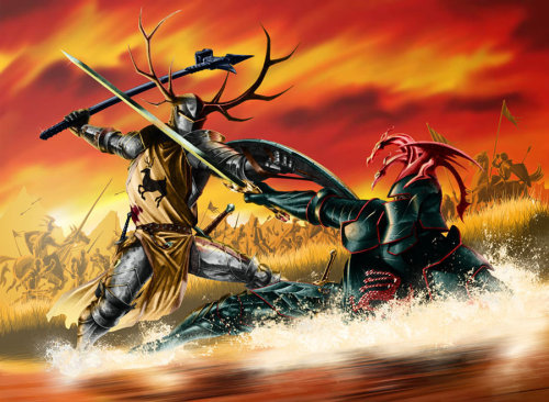 Robert Baratheon vs. Rhaegar Targaryen