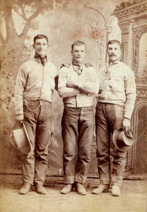1bohemian:  Cowboys - Photograph by John Matson, Salt Lake City, Utah