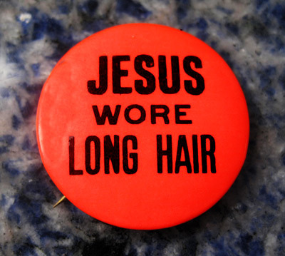 Jesus Wore Long Hair