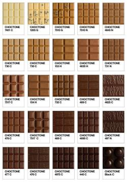 Chocolate Tones from Pantone