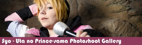 Syo photoshoot from Ramencon is now up!
