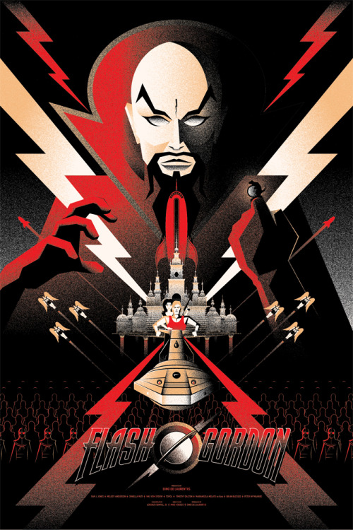 Flash Gordon by Bruce Yan