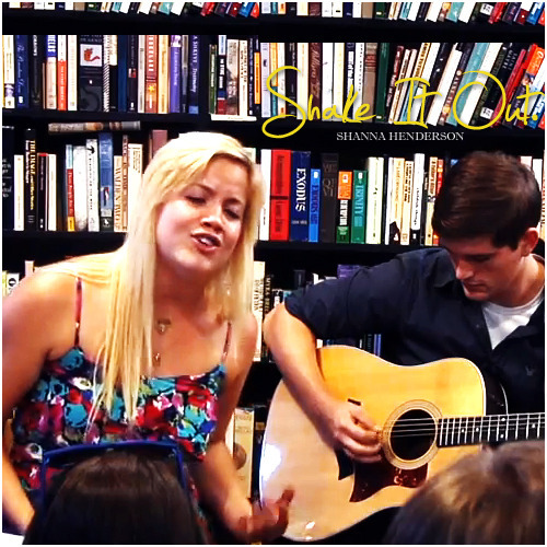 Shanna Henderson | Shake It Out Requested Alternative Cover  Video HERE