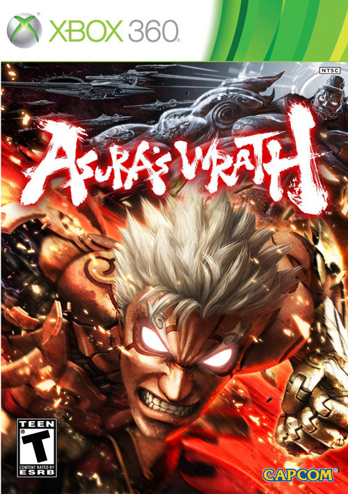 Asura's Wrath  With unprecedented levels of dynamism, drama and interaction, Asura's Wrath will deliver a fresh take on the action gaming genre.  List Price: $49.99       Sale Price: $18.42   You Save: $31.57 (63%)