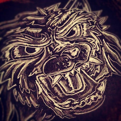 Werewolf (Taken with Instagram)