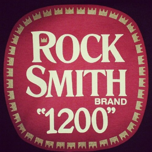 Throwback #OG #OE #1200 #rocksmith brand #newmoney  (Taken with Instagram)