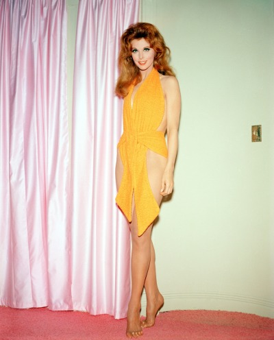 theswinginsixties:  GINGER & LEMON: Tina Louise