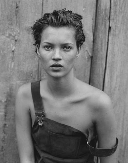 'kate moss' new york, 1994 // image © peter lindbergh.
