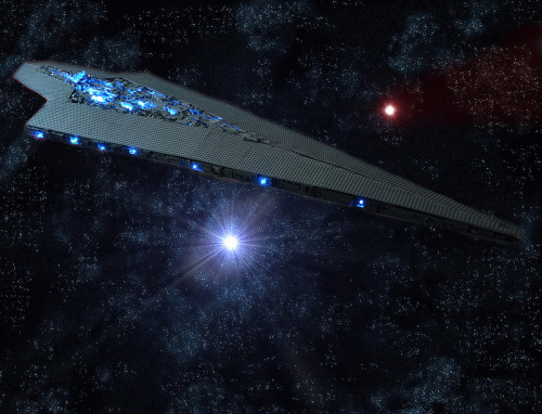 Executor Super Star Destroyer