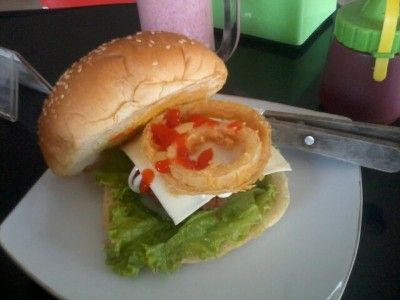 Big burger - Malang #eat