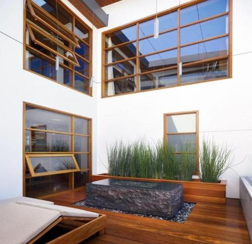 Minimalist Home Designs Luxury Exterior & Interior