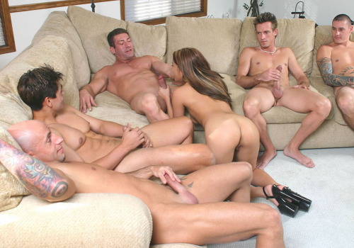 The wife really likes it when the guys get together.