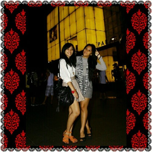 With my sister @ririshr #instago  (Taken with Instagram)