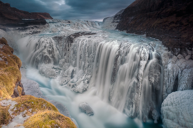Gullfoss on the Ledge by Iceland Aurora (Photo Tours) on Flickr.