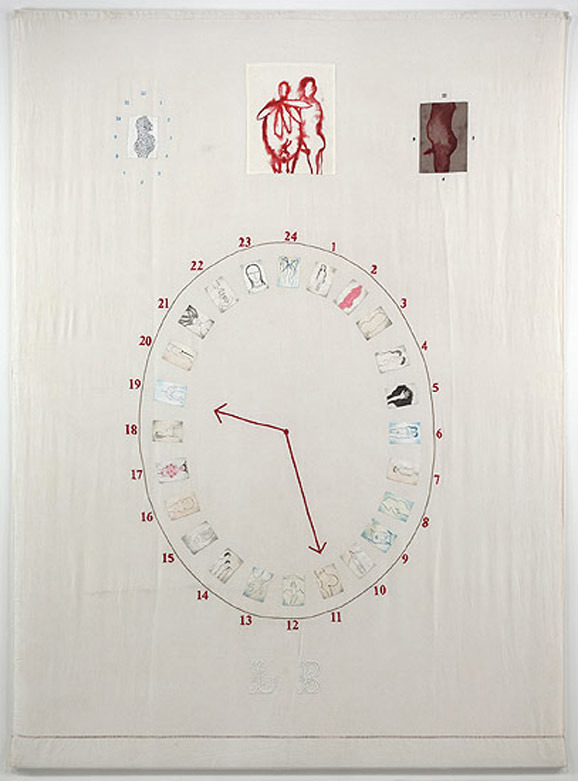 Louise Bourgeois, self portrait 2009 via all the luck in the world
