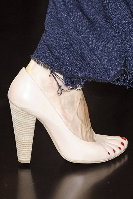 Celine Spring/Summer 2013 shoes