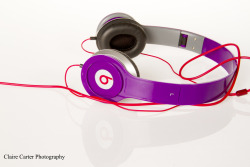 Beats By Dre © Claire Carter Photography