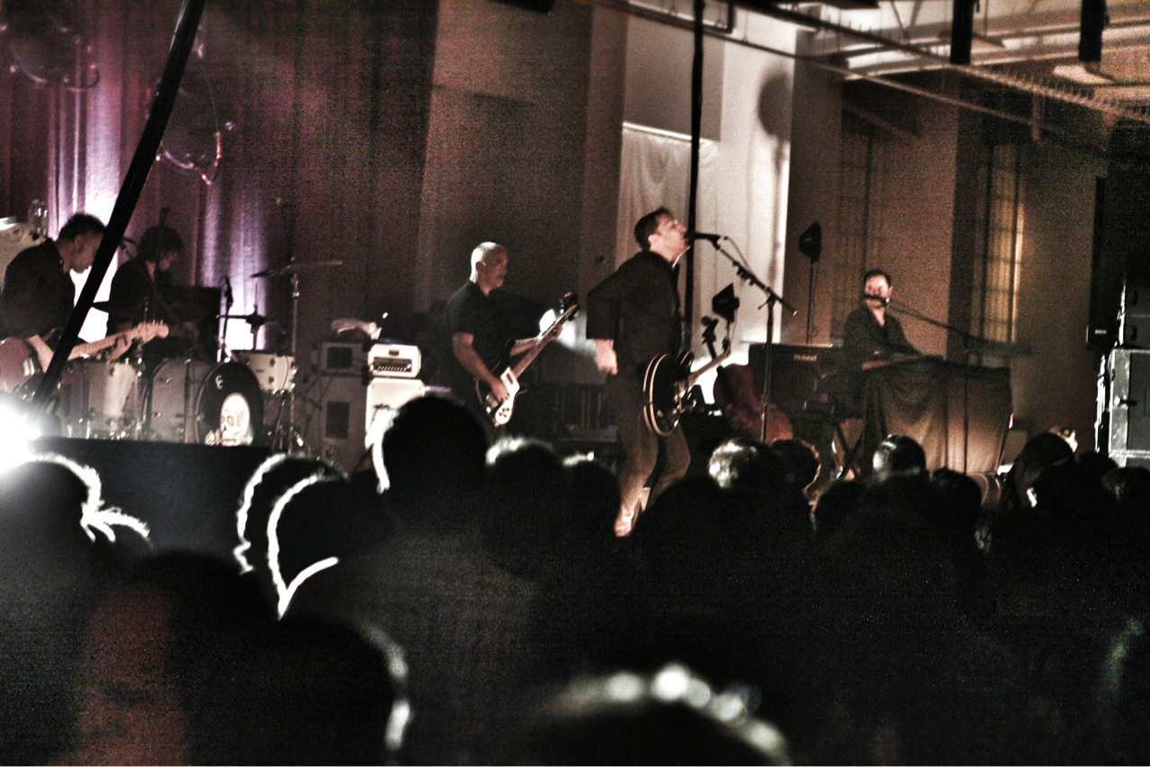 Afghan Whigs  Sept 2012  All tomorrow's Parties NYC  ©Shaunregan