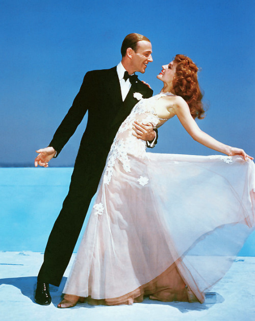 Fred Astaire & Rita Hayworth in You Were Never Lovelier, 1942