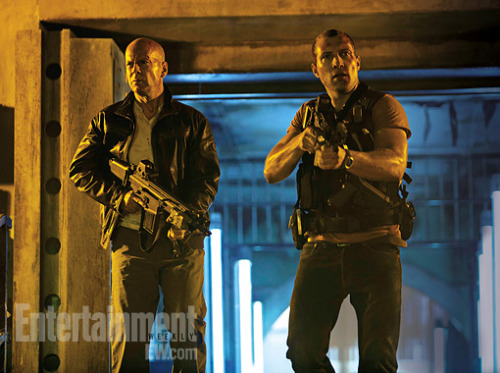 First Look:  'A Good Day to Die Hard' | EW