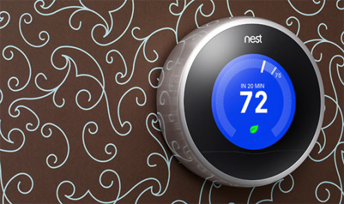 tjiattas:  How often do you think of a thermostat being 'cool'? Never? Well check this out! Christmas gift?  MUCH want…