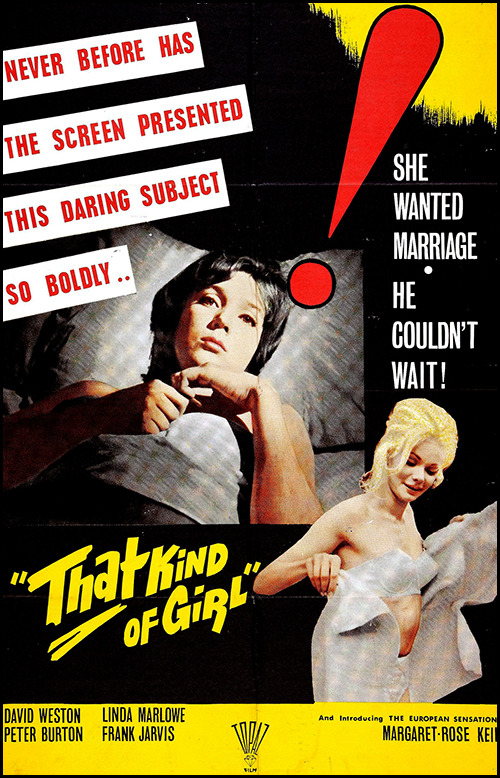 That Kind of Girl - UK, 1963