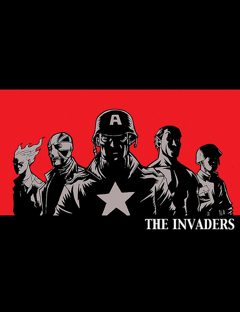 THE INVADERS by jaslatour on Flickr.
