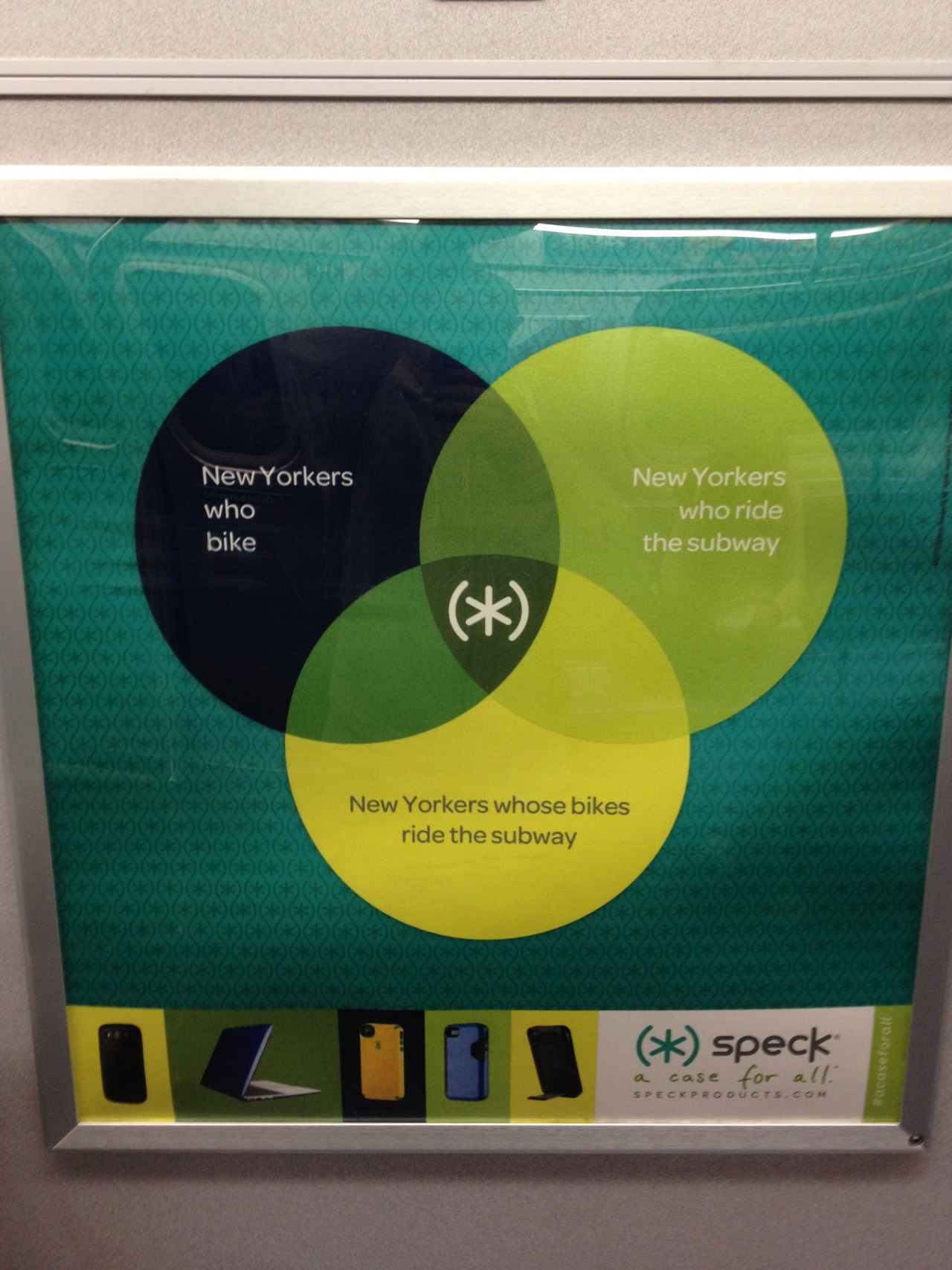 Venn Diagram Fail on the NY Subway