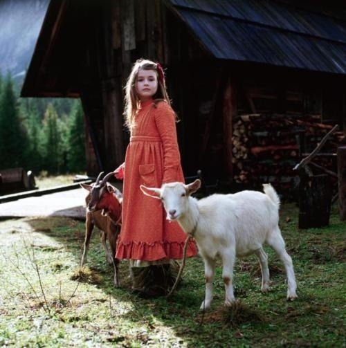 bucolic-beauty:  I miss my goaty girls.