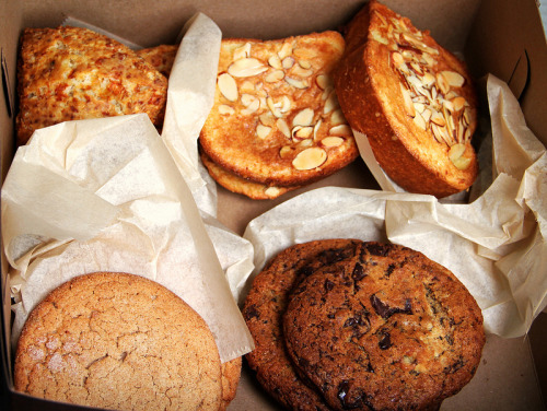 Goodies from Baker & Banker Bakery