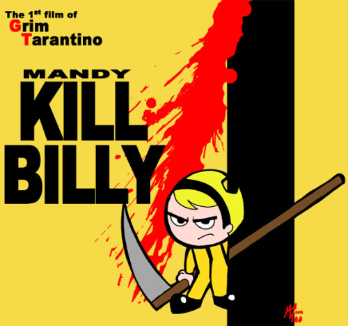 browsethestacks:  KILL BILLY by MarsW