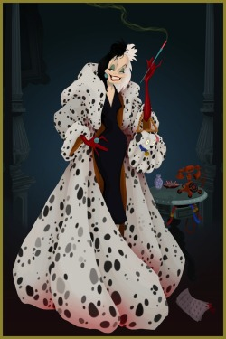 If Disney Villains Got Their Happy Endings… Follow the link for more images