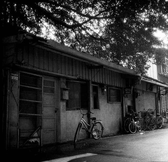 老房子 on Flickr.Mamiya 6 automat, Lucky SHD100@160