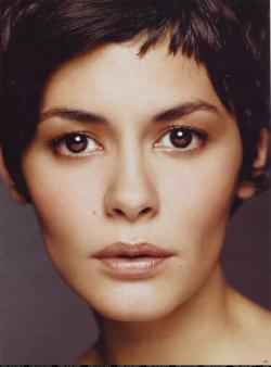 Audrey Tautou photographed by Mark Abrahams for Vogue Germany | November 2006
