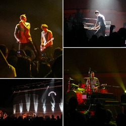 KEANE Concert Live in Manila - October 2, 2012 @ SM MOA Arena (most awesome concert ever! :D)