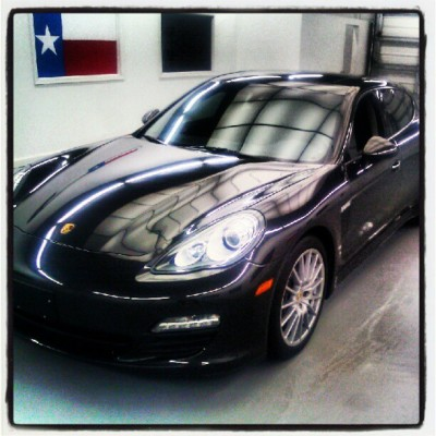 Panamera. #TDALife  (Taken with Instagram)