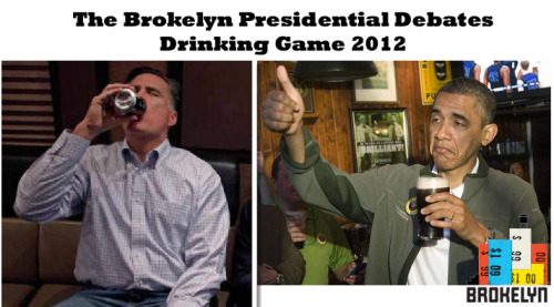 Just because Mitt Romney can't drink doesn't mean you shouldn't. This fully playable game will keep you engaged and give you something to do besides scoffing out loud.