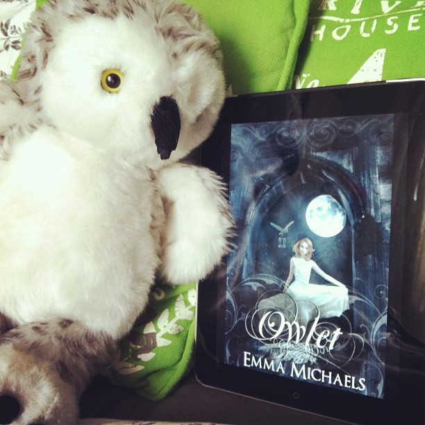 Read my thoughts on 10/5 @EmmaMichaels #Owlet www.nicoleolea.com #yalitchat #books  (Taken with Instagram)