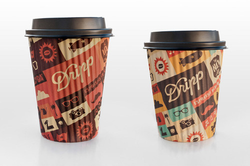 Daily Inspiration - Dripp Coffee Packaging Check us out at www.owlrepublic.com