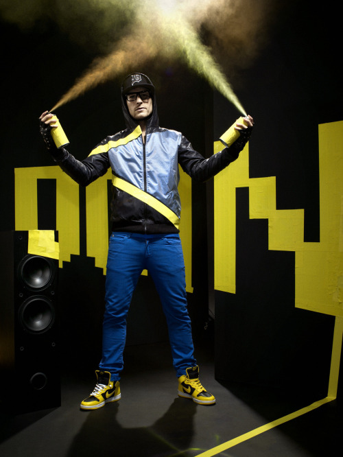 DON DIABLO photo Ruud Baan, Styling Isis Vaandrager , DOGpostproduction.