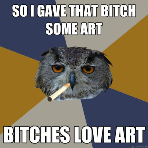 Who loves art?