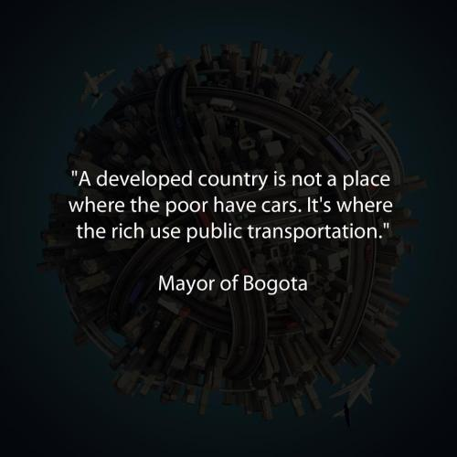 "TEDxMargalla in Islamabad, Pakistan sends over this quote from former mayor of Bogota, Enrique Penalosa, in anticipation of their TEDxCity2.0 event on the 13th.""City 2.0 to me and my community is a re-invention of our homeland,"" says organizer Saad Hamid. ""A city where our kids can play, not just with toys, but with ideas. A city where we work, not just to earn, but to learn. A city where the city talks to us, breathes, lives and interacts with us just like a human.""To celebrate innovation in the world's cities, TEDxMargalla has created a very captivating Facebook album, City2.0, filled with images depicting urban inspiration throughout the globe."