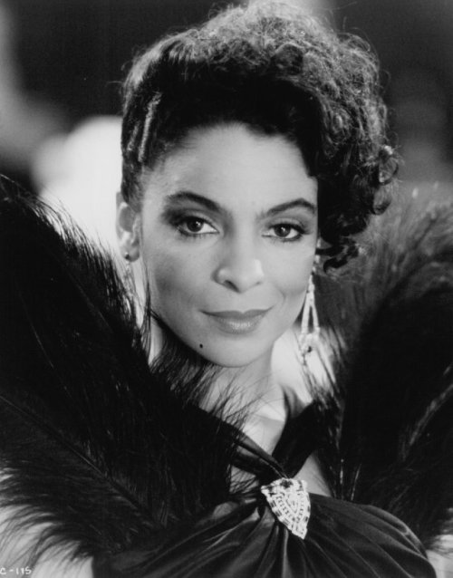 Actress - Jasmine Guy Harlem Nights, Movie Source: Google Images (via The ART of Lovely)