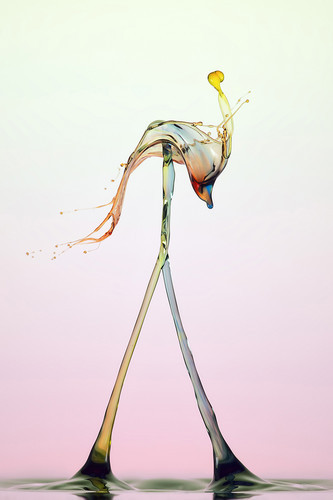 High speed photography by Mike Reugels, via FastCo.Design.