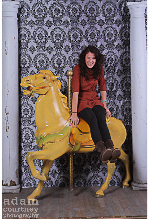 Pictures from the carousel horse photo booth at the Dumbo Arts Festival! Take a look and tag yourself on the facebook gallery! Email me if you'd like to get a copy of the full size images adam (at) adamcourtney (dot) net.