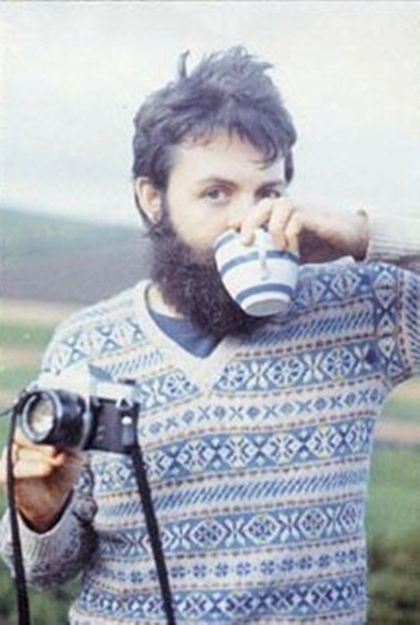 Behind the Camera… Paul McCartney