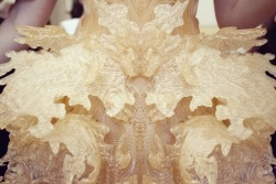 Iris van Herpen Beautiful, intricate and inspiring haute couture designs.
