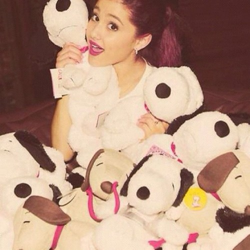 #ArianaGrande #Ari #Grande #AriGrande #Osnapitzari #sweet #girl #Ariana #love #swag  (Taken with Instagram)